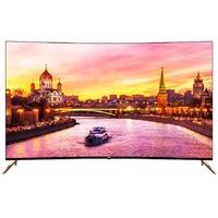送基本安裝 JVC 65吋/型 廣色域 4K 曲面螢幕 智慧聯網 電視/顯示器 65X