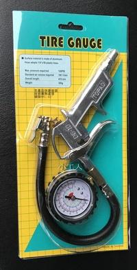 DG-10三用打氣量壓表 汽機車輪胎打氣量壓錶 胎壓錶 打氣 量壓 洩氣 台灣製造 品質保證