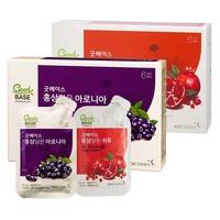 《正官庄》高麗蔘石榴飲(50mlx30包)+高麗蔘野櫻莓飲 (50mlx30入)