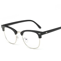 Men anti-Blueray rayban radiation glasses protected