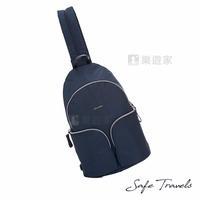 [款式:PF20605-DBLU] Pacsafe STYLESAFE SLING 防盜後背包 (6L) (深藍色)