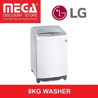 LG 8kg Top Load Washer T2108VSAW