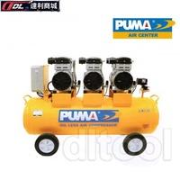 =達利商城=台灣 PUMA 巨霸 7.5HP 110L 六缸 無油靜音式 空壓機 WE 7110A