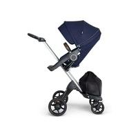 Stokke® Xplory® V6嬰兒手推車(座椅深藍色)