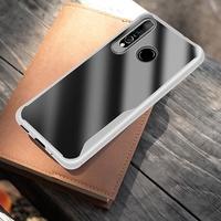 華為Y6 Pro 2017透明手機殼Huawei Y6 Pro 2017簡約全包邊矽膠防摔軟殼套