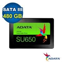 ADATA 威剛 SU650 480G SSD 2.5吋固態硬碟