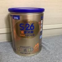 S-26金愛兒樂奶粉