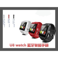 U8 watch 藍牙智能手錶聽歌計步器海沷測壓計
