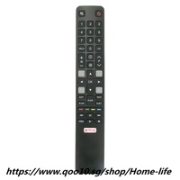 RC802N YAI2 (06-IRPT45-GRC802N) Remote Control fit for  TCL TV 4K HDTV P20 series C2 series 32S6000S