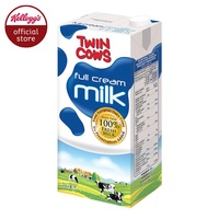 Twin Cows UHT Full Cream Milk 1L