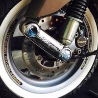 VESPA LX / LT / GTS 輪框貼紙(ET8,LX150,S125,LX125,LT125,GTV)