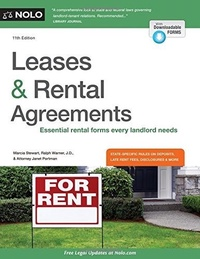 Leases & Rental Agreements 1413321801