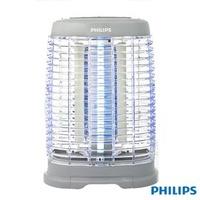 加碼送usb充電風扇【飛利浦 PHILIPS】15W光觸媒除菌系列安心捕蚊燈 電擊式 (E350)