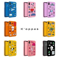Official BT21 Soft Jelly Phone Case Cover For Samsung Galaxy Kpop BTS