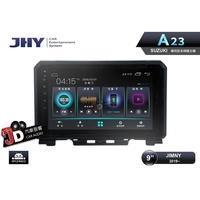 【JD汽車音響】JHY A23 SUZUKI JIMNY 2019~ 9吋安卓專用主機。安卓系統9.0/內建DSP處理器