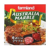 [Bundle of 5 Packets]Farmland Australia Marble Ribeye Steak 5x150g