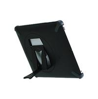 美國ZeroChroma Vario Case/Stand for iPad 專利設計可16段角度站立式隨身劇院保護殼 黑色/黑色