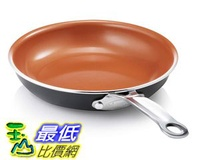[8美國直購] 不沾鍋 GOTHAM STEEL 11 inches Non-stick Titanium Frying Pan by Daniel Green B01B23RUJ2