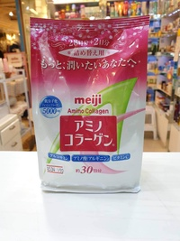 Meiji Amino Collagen ชนิดรีฟิลคอลลาเจนเปปไทด์จากญี่ปุ่น