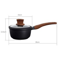 16cm thickened instant noodles pot wok cooking