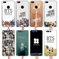 103A bts Bangtan Boys Young Forever wings Hard Phone Case for Huawei Y6 Y5 Y3 II Y7 2017 G7 Honor 9