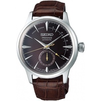Seiko SARY135 Presage Black Cat Martini Cocktail Mechanical Automatic Mens Watch *Made in Japan*