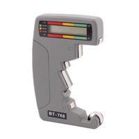 BT-768 Digital Universal LCD Battery Tester For testing 9V 1.5V C AA AAA D