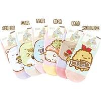 角落生物直版襪-豬排509(15~22/22-26cm)【愛買】