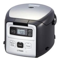 Tiger Mini Rice Cooker JAI-G55S 3 Cups (Cool Black)