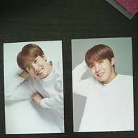 WTS OFFICIAL bts vt photocards JHOPE