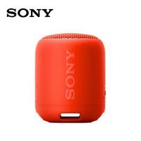 SONY無線藍牙喇叭SRS-XB12(紅色)【愛買】