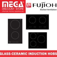 FUJIOH FH-ID5125/5120/5130 2/3 ZONES GLASS-CERAMIC INDUCTION HOB / LOCAL WARRANTY