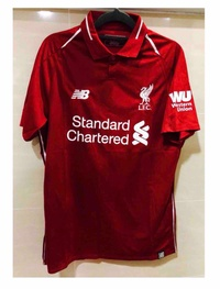 18/19 Liverpool Home Football Jersey (S to 4XL)