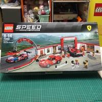 LEGO-75889 法拉利 garage