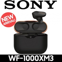 Sony WF-1000XM3 Wireless Noise Cancelling Headphones