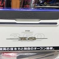RYOBI. 350藍 冰箱(蘆ˊ洲港都釣具)