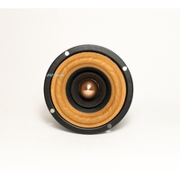 3吋喇叭 喇叭單體 (全頻 全音域)(懸布邊 法拉第銅環 合金相位錐 高音杯) 音響DIY 現貨全新上市/1個