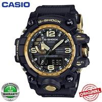 Casio G-Shock GWG-1000 Black&Gold MUDMASTER Wrist Watch Men Sport