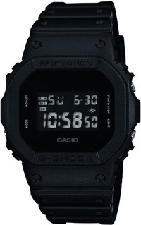 CASIO G - SHOCK Solid Colors DW - 5600BB  [FREE EMS]