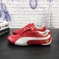 Available ?? Ferrari racing shoes BMW couple sports shoe