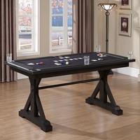 好市多 American Heritage 多功能遊戲桌椅七件組 - Chandler系列