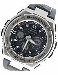 Casio CASIO G shock G - SHOCK G steel G - STEEL quartz mens watch GST - S310 - 1 black [parallel...