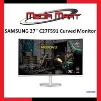"SAMSUNG 27"" C27F591 Curved Monitor"