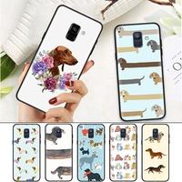 outlet Black Silicone Soft Case Cover for Samsung Galaxy A7 A70 A50 A40 A30 A20 A10 A8 A9 A6 2018 Pl