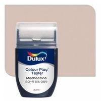 สีขนาดทดลอง Dulux Colour Play™ Tester - Mochaccino 80YR 59/089