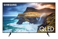 Samsung QN55Q70RAFXZA Flat 55-Inch QLED 4K Q70 Series Ultra HD Smart TV with HDR and Alexa Compatibility (2019 Model)