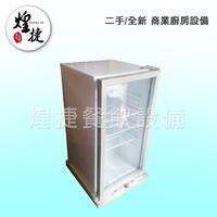 《煌捷餐飲設備》全新【海爾HSC-110直立式冷藏櫃】直立式冰箱/冷藏飲料冰箱/商用冰箱/營業用冷藏冰箱/飲料櫃