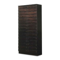 Ciro Tall Shoe Cabinet (FREE DELIVERY)(FREE ASSEMBLY)