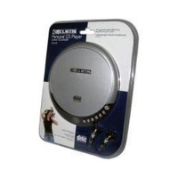 Curtis Cd145 - Personal CD Player With Digital LCD Display - intl