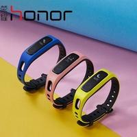 華為榮耀手環4防水智慧手環4Running版計步器健康監測手錶智慧提醒男女運動手環 跑姿監測長 探索